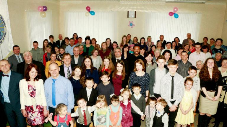23-летие церкви!