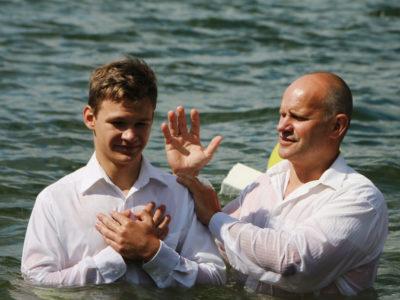 Водное  крещение 2018