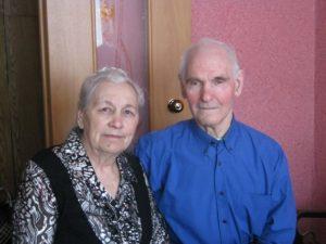 55-летний юбилей семьи