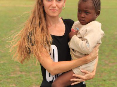 Африка  глазами и сердцем  Марины Шкраба
