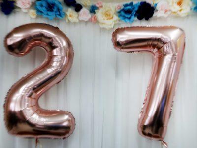 27 лет церкви!