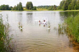 Водное крещение 18.07.2021